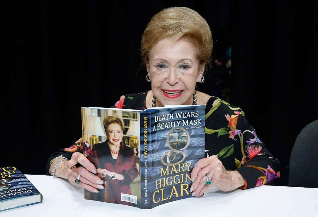 Mary Higgins-Clark attends BookExpo America