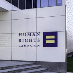 Human Rights Campaign headquarters