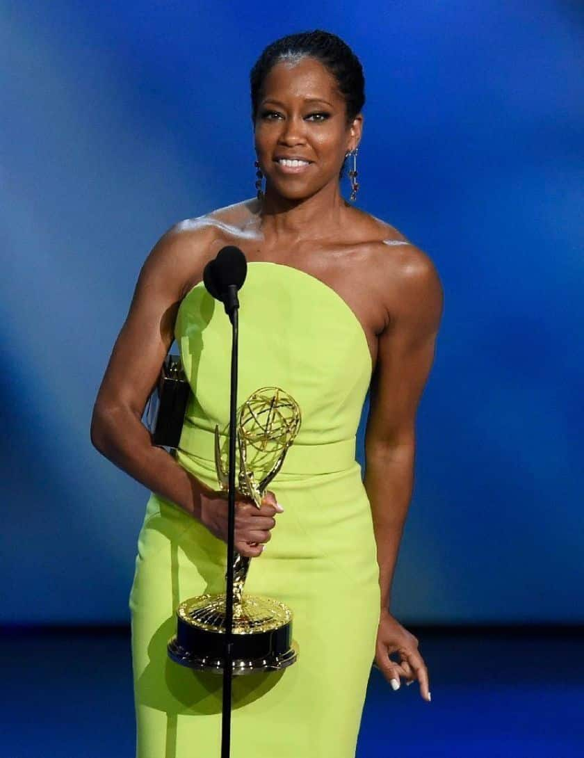 Regina King ties record for most acting Emmys won by a ...