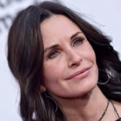 """Courteney Cox was the only """"Friends"""" cast member who was never nominated for an Emmy -- up until now."""