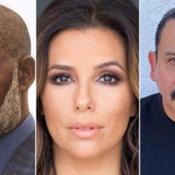 """Eva Longoria has wrapped production on her directorial feature debut, Searchlight Pictures' """"Flamin' Hot."""" based on the inventor of hot cheetos"""