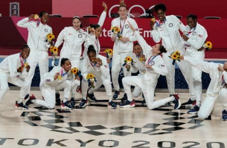 USA Basketball Women's National Team is one of the greatest sports dynasties of all time.