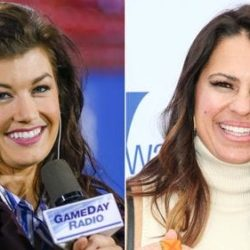 The two sports announcers will be ESPN's first all-woman broadcast team for a nationally televised Major League Baseball game on September 29.