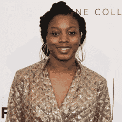 Director and screenwriter Nia DaCosta (shown here in 2018) has made history with the debut of her horror film Candyman.