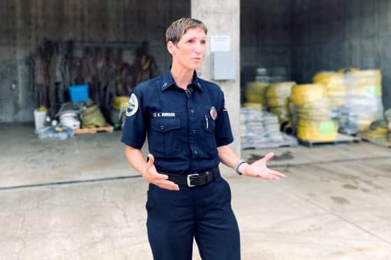 firefighters women making industry more inclusive